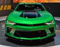 GM показал трековый Chevrolet Camaro