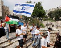 Париж закликає Вашингтон до єдиної позиції щодо конфлікту між Ізраїлем та Палестиною