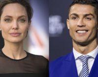 Криштиану Роналду и Анджелина Джоли снимутся в сериале