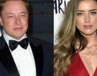 Илон Маск закрутил роман с бывшей женой Джонни Деппа