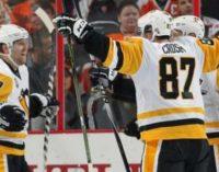 НХЛ: «Питтсбург» и «Калгари» побеждают, «Вашингтон» и «Коламбус» оступаются