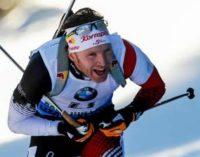 Биатлон: австрийцы – победители одиночной смешанной эстафеты