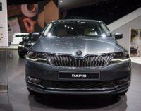 Обновленный Skoda Rapid 2017 дебютировал на Женевском мотор-шоу