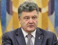 Порошенко призвал усилить международный режим деоккупации Крыма, создать международную группу друзей украинского Крыма