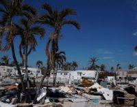 Ураган «Мария»: в сети появились первые кадры стихии
