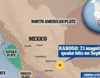 Разрушительное землетрясение в Мексике: более 200 погибших, без электричества 4 миллиона людей (видео)
