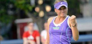 Козлова пробилась в четвертьфинал турнира в Гуанчжоу