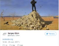 Известный карикатурист высмеял скандальный памятник Калашникову