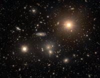Астрономи з України відкрили унікальну галактику