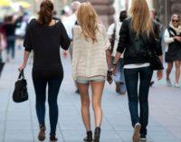 Ученые: как узнать о сексуальной жизни женщины по ее походке