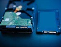 В следующем году доля SSD в ПК впервые превысит долю HDD