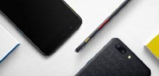 OnePlus 5 представлен в эксклюзивной расцветке