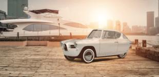 В Эстонии создали эффектный и доступный электромобиль