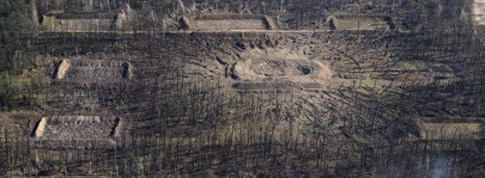 На военных складах в Винницкой области очагов горения и взрывов боеприпасов не наблюдается