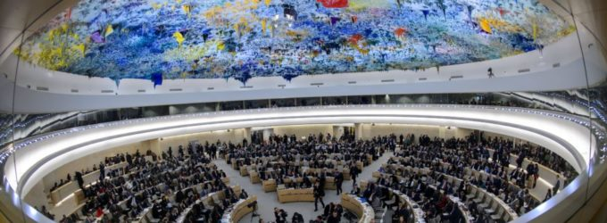 Порошенко поприветствовал вступление Украины в структуру ООН