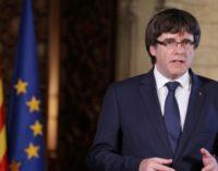 Пучдемон выступил за единство Каталонии и Испании