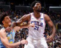 НБА: победы «Миннесоты» и «Кливленда», 46 очков Эмбиида
