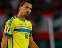 Ибрагимович ради чемпионата мира готов вернуться в сборную Швеции