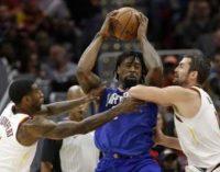 НБА: «Кливленд» в овертайме обыграл «Клипперс», «Сан-Антонио» справился с «Оклахомой», дабл-дабл Лэня