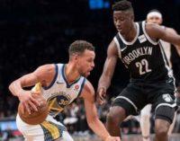 НБА: «Голден Стейт» обыграл «Бруклин», «Торонто» дожал «Вашингтон»
