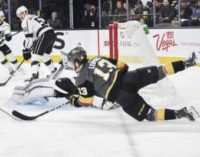 НХЛ: «Вегас» обыграл «Лос-Анджелес», «Оттава» уступила «Рейнджерс»