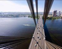 Завтра в столице ограничат движение по Московскому мосту