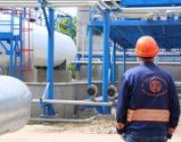 В Украине восстановил работу газоперерабатывающий завод