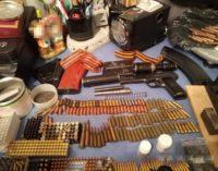 На Одесщине задержали торговца оружием из зоны АТО