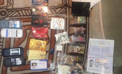 В столице заблокировали очередную контрабанду наркотиков в Украину