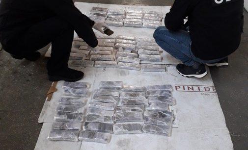 На украинско-венгерской границе изъяли партию наркотиков на полмиллиона долларов