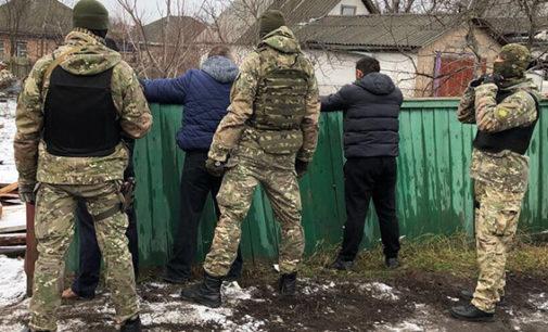 Под Киевом изъяли партию наркотиков на 2,5 млн грн