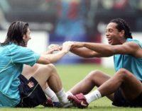 Месси об уходе Роналдиньо: «Футбол никогда не забудет твоей улыбки»