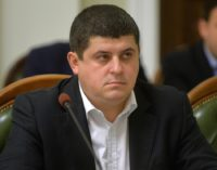 Глава парламентской фракции НФ указывает на своевольное распределение средств чиновниками «Укравтодора»