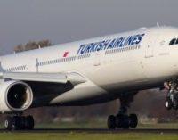 Turkish Airlines ввела специальные цены на рейсы из Украины