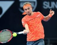 Долгополов вышел в третий круг Australian Open-2018