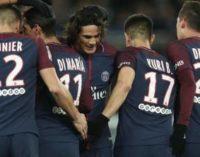 Лига 1: «ПСЖ» забивает 8 мячей, Неймар оформляет покер