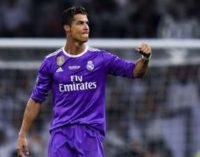 Китайский клуб хочет подписать Роналду