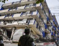 У побережья Мексики произошло мощное землетрясение