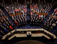В США прекращает работу правительство страны