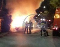 В Афинах едва не сожгли посольство Украины