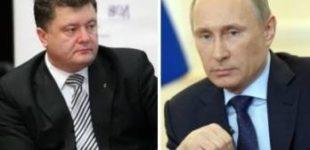 Порошенко не проводил ни одной встречи с Путиным после заключения минских соглашений