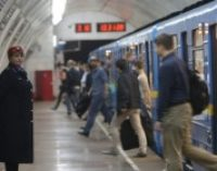 В метро Киева установят 320 камер видеонаблюдения