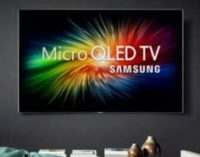 Samsung зарегистрировала торговую марку Micro QLED
