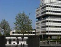 Выручка IBM перестала падать впервые за шесть лет