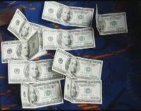 На взятке в 40 тысяч грн погорел полицейский