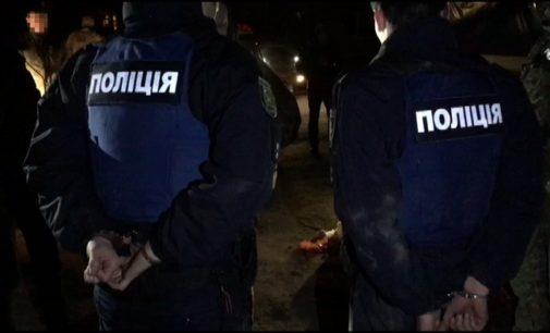 В Харькове разоблачили на взятке группу патрульных полицейских