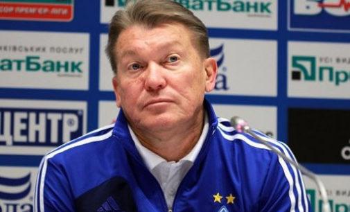 Блохин: «Если «Динамо» забьет мяч на выезде, у них будут хорошие шансы пройти дальше»