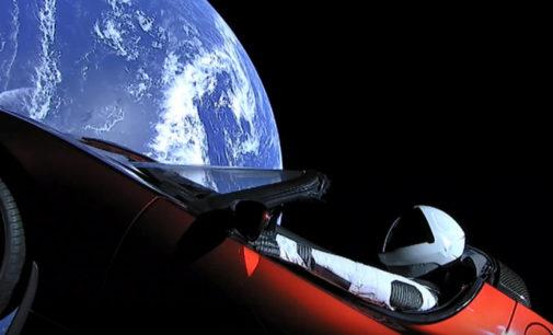 Илон Маск и создатели «Мира Дикого Запада» создали клип о Falcon Heavy
