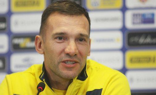 Шевченко: «Хочется поучаствовать в серьезном проекте, у меня большие амбиции»