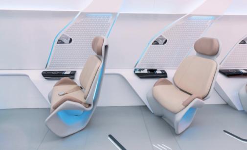 Hyperloop показали вид капсулы изнутри